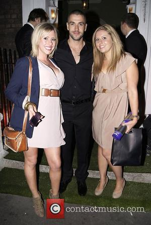 Shayne Ward,  at the Slazenger Party held at The House of St Barnabas - Departures London, England - 23.06.11