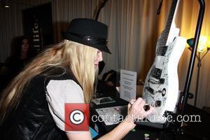 Christina Fulton and American Music Awards