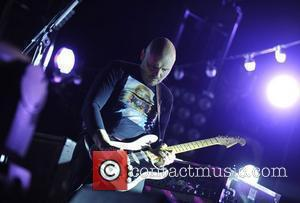 Billy Corgan of American rock band The Smashing Pumpkins performing 'The Other Side of the Kaleidyscope' tour at the Heineken...