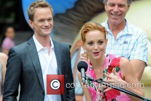 Neil Patrick Harris, Jayma Mays and Raja Gosnell
