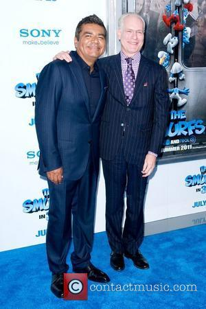 George Lopez and Tim Gunn