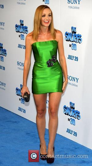 Jayma Mays 'The Smurfs' world premiere at the Ziegfeld Theater - Arrivals New York City, USA - 24.07.11