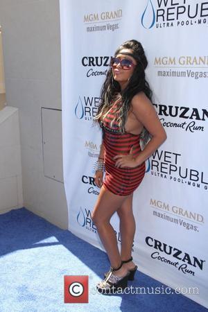Nicole Polizzi, Las Vegas and Mgm