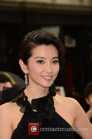Li Bingbing New York Premiere of Snow Flower and the Secret Fan - outside arrivals New York City, July 13...