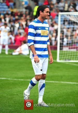 Jack Tweed The Celebrity Soccer Six tournament held at Turf Moor stadium Burnley, England - 05.06.11
