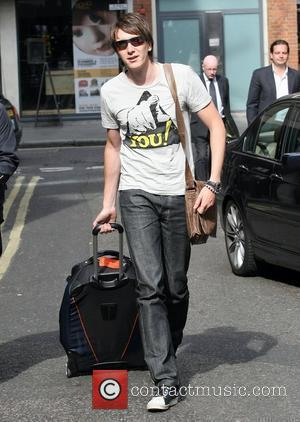 James Phelps leaving the SoHo Hotel  London, England - 01.06.11