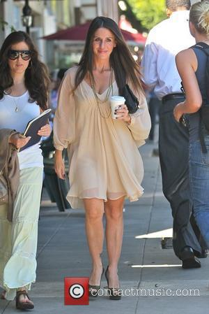 Soleil Moon Frye out shopping in Hollywood Los Angeles, California - 12.10.11