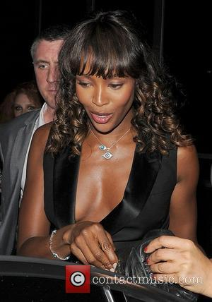 Naomi Campbell, The Fashion and Somerset House