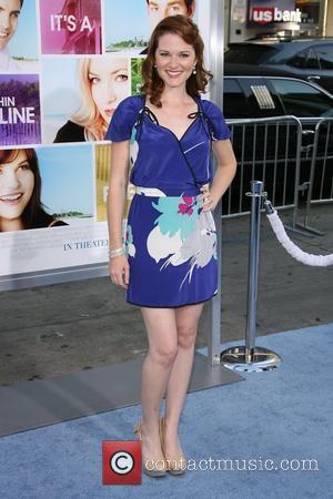 Grey's Grey's Anatomy Star Sarah Drew Pregnant