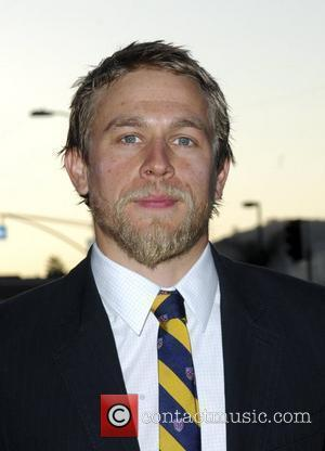 Charlie Hunnam Screening of FX's 'Sons Of Anarchy' Season 4 Premiere at ArcLight Cinemas Cinerama Dome  Hollywood, California -...