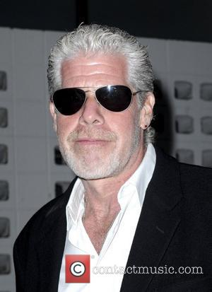 Ron Perlman Screening of FX's 'Sons Of Anarchy' Season 4 Premiere at ArcLight Cinemas Cinerama Dome  Hollywood, California -...