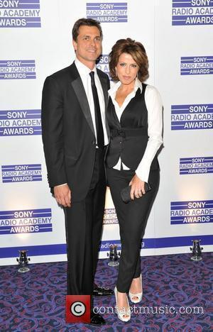 Natasha Kaplinsky, Sony Radio Academy Awards held at the Grosvenor House - Arrivals. London, England - 09.05.11
