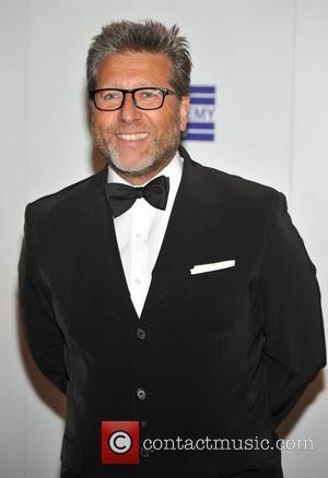 Neil Fox Sony Radio Academy Awards held at the Grosvenor House - Arrivals. London, England - 09.05.11