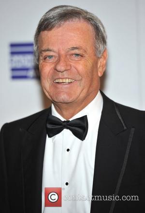 Tony Blackburn Sony Radio Academy Awards held at the Grosvenor House - Arrivals. London, England - 09.05.11