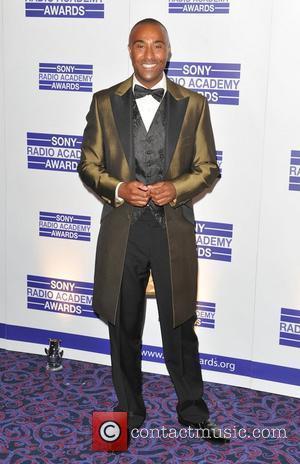Colin Jackson Sony Radio Academy Awards held at the Grosvenor House - Arrivals. London, England - 09.05.11