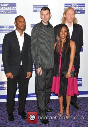 Tim Westwood and guests Sony Radio Academy Awards held at the Grosvenor House - Arrivals. London, England - 09.05.11