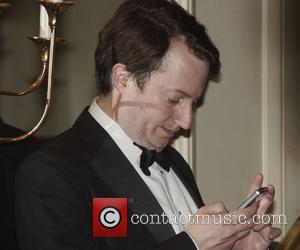 David Mitchell,  at the Sony Radio Academy Awards held at the Grosvenor House - Departures. London, England - 09.05.11