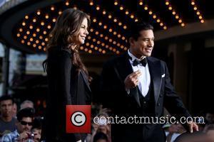 Sofia Vergara and Mario Lopez