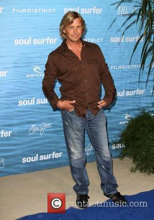 Christopher Atkins Soul Surfer Los Angeles Premiere Held At the ArcLight Cinerama Dome Hollywood, California - 30.03.11