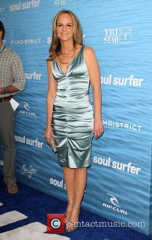 Bethany Hamilton Impresses Surfer Helen Hunt With Wave Skills