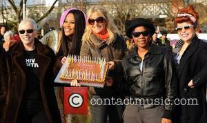 Annie Lennox, Paloma Faith and V V Brown