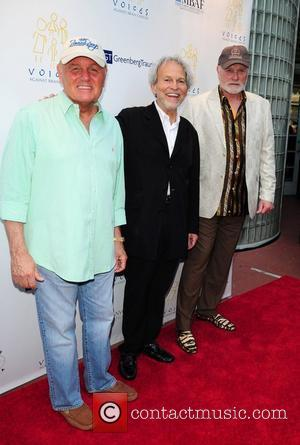 Bruce Johnston, Mario Lichtenstein, Mike Love  First Annual Florida 'Sounding Off For A Cure' benefit concert presented by the...