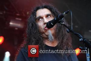 Tom Araya and Slayer