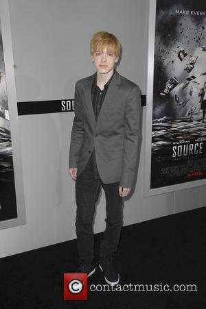 Cameron Monaghan  Los Angeles Premiere of 'Source Code' held at the Arclight Cinerama Dome - Arrivals Los Angeles, California...