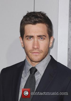 Jake Gyllenhaal  Los Angeles Premiere of 'Source Code' held at the Arclight Cinerama Dome - Arrivals Los Angeles, California...