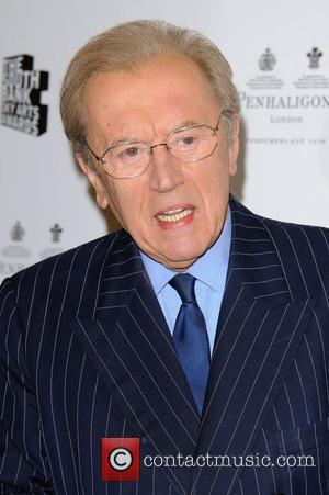 David Frost 'South Bank Sky Arts Awards' held at the Dorchester Hotel - Arrivals  London, England - 25.01.11
