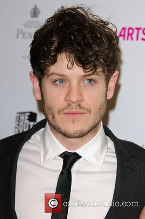 Iwan Rheon 'South Bank Sky Arts Awards' held at the Dorchester Hotel - Arrivals  London, England - 25.01.11