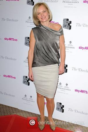 Mariella Frostrup 'South Bank Sky Arts Awards' held at the Dorchester Hotel - Arrivals  London, England - 25.01.11