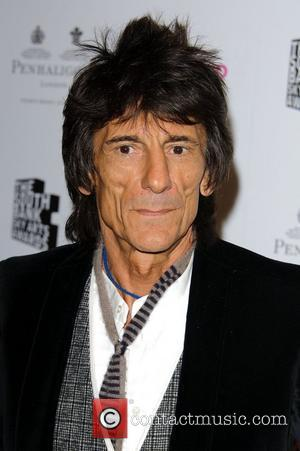 Ronnie Wood, Dorchester Hotel
