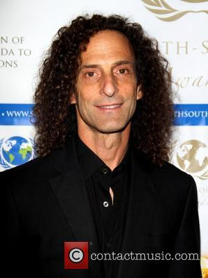 Kenny G 2011 South-South Awards at the Grand Ballroom at The Waldorf Astoria  New York City, USA - 19.09.11