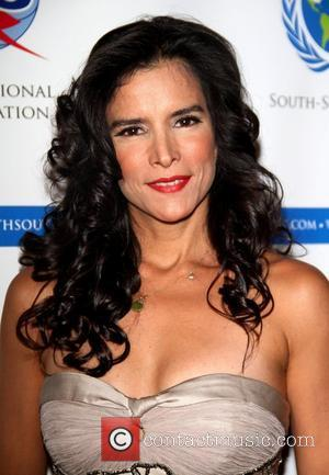 Patricia Velasquez 2011 South-South Awards at the Grand Ballroom at The Waldorf Astoria  New York City, USA - 19.09.11