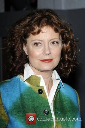 Sarandon Moved By Daughter's 'Commitment' At Wedding