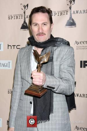 Darren Aronofsky The 2011 Film Independent Spirit awards held at Santa Monica Beach - Press Room Los Angeles, California -...