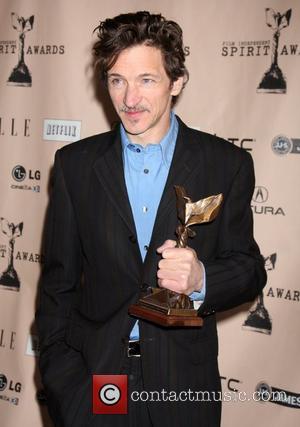 John Hawkes The 2011 Film Independent Spirit awards held at Santa Monica Beach - Press Room Los Angeles, California -...