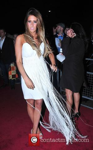Stacey Solomon,  at the Spirit Of London Awards at the Royal Albert Hall. London, England - 10.10.11