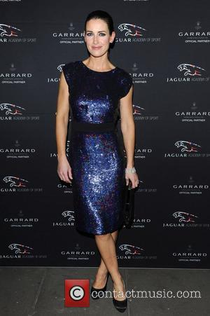 Kirsty Gallagher Jaguar Academy of Sport Annual Awards held at The Savoy, Strand London, England - 27.11.11
