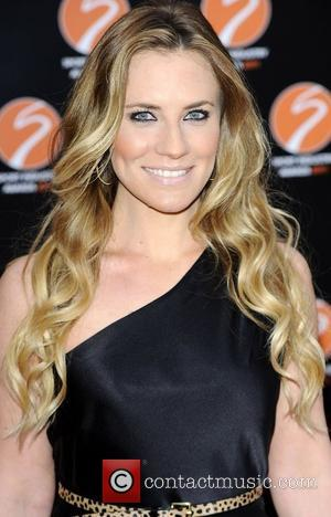 Georgie Thompson Sport Industry Awards at Battersea Evolution. London, England - 11.05.11