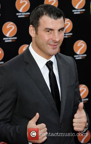 Joe Calzaghe Sport Industry Awards at Battersea Evolution. London, England - 11.05.11
