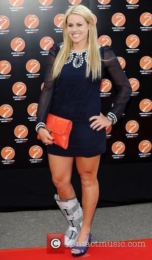 Chemmy Alcott Sport Industry Awards at Battersea Evolution. London, England - 11.05.11