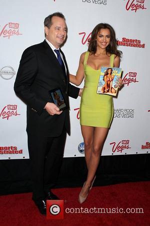 Irina Shayk and Las Vegas