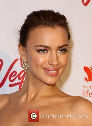 Irina Shayk and Las Vegas
