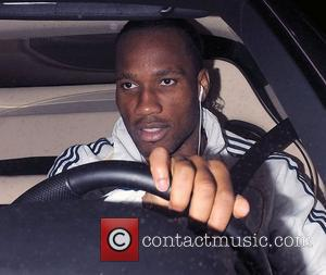 Didier Drogba and Manchester United