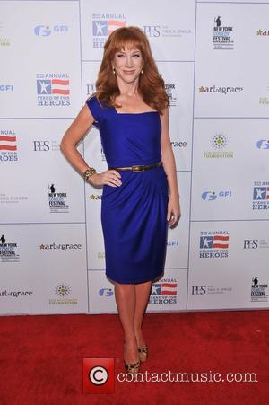 Kathy Griffin and Beacon Theatre