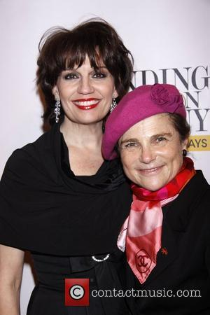 Beth Leavel and Tovah Feldshuh  Opening Night after party for the Off-Broadway production of 'Standing on Ceremony: The Gay...