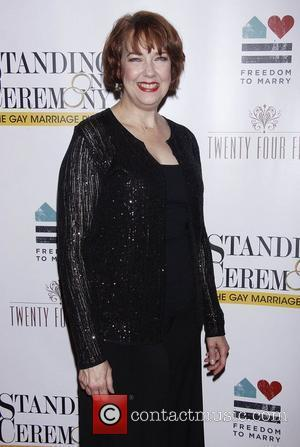 Harriet Harris  Opening Night after party for the Off-Broadway production of 'Standing on Ceremony: The Gay Marriage Plays '...