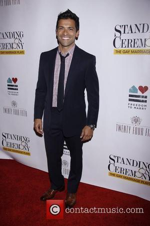 Mark Consuelos  Opening Night after party for the Off-Broadway production of 'Standing on Ceremony: The Gay Marriage Plays '...